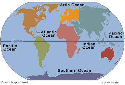 5 oceans of the world list news what you should know